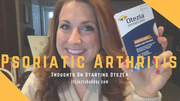 My Thoughts On Starting An Otezla Starter Pack For My Psoriatic Arthritis | Starting Otezla for my psoriatic arthritis. Here are my thoughts on Day 0 and you can follow my journey from this starting point! Click to learn more!| itsjustabadday.com Psoriasis, ankylosing spondylitis, rheumatoid arthritis, autoimmune arthritis