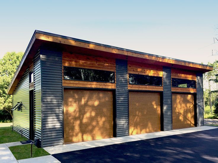 270 Best Contemporary Garages Exterior Images On Pinterest