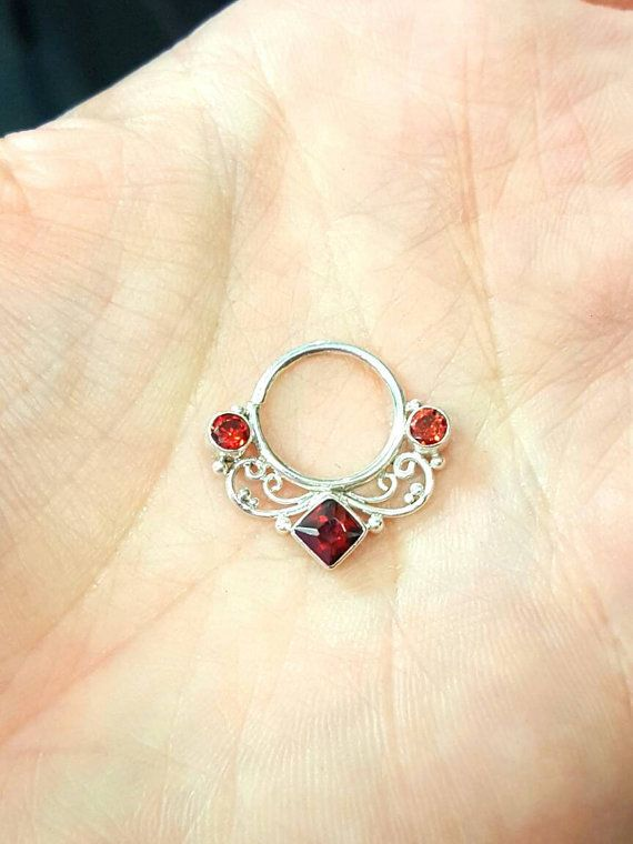Bvla Helix Ruby Ring