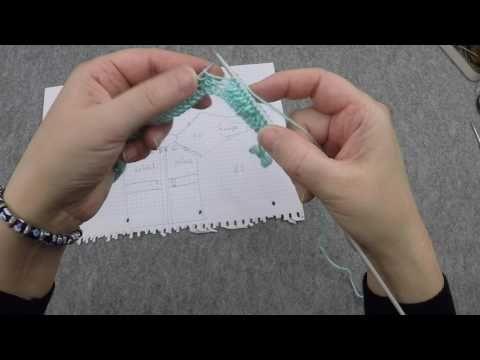 Robadan selanik erkek bebek hırkası - YouTube