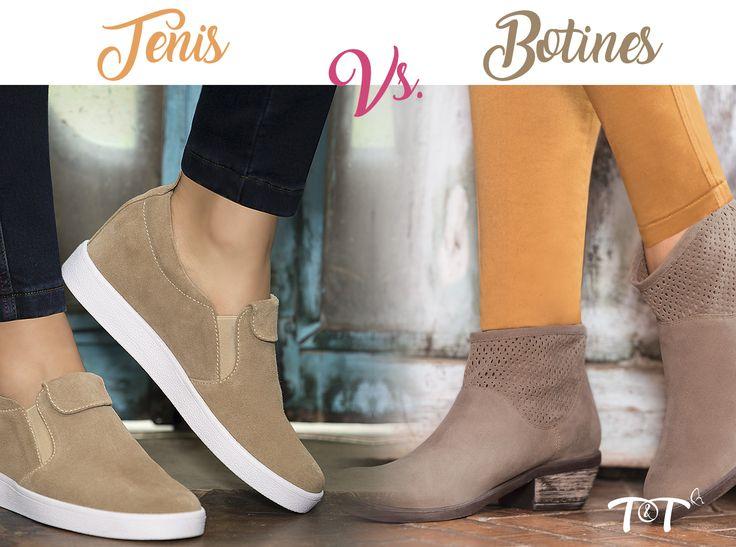La comodidad va de la mano con tu estilo. Pero, ¿Qué estilo de zapatos prefieres tú?  Ingresa a www.jeanstyt.com y realiza tu compra ahora Calzado 100% Colombiano #CalzadoTyt #TytJeans #YovistoTyt 