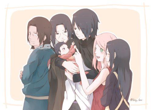 uchiha family itachi - photo #22