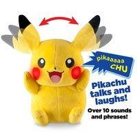 Wish   Pokemon My Friend Pikachu Plush Toy (Color: Yellow)