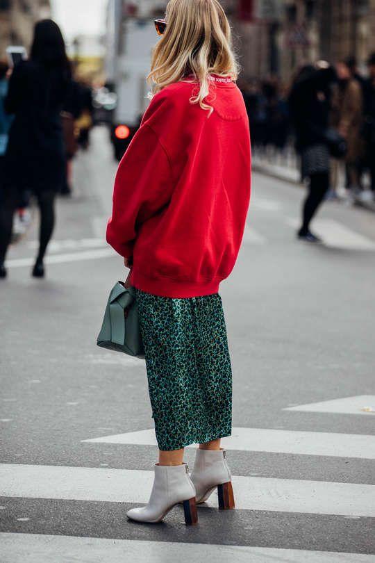 Die besten Street-Styles aus Paris / Mode-Trends / Mode / Vogue