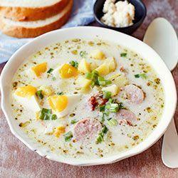 Zupa chrzanowa | Kwestia Smaku