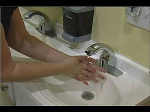 Preschool Montessori Activities : Teaching Hand Washing to Kids  hur man tvätta händerna ordentligt...