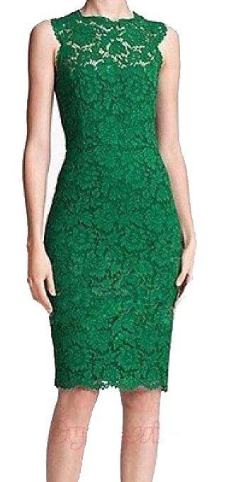 Amazon.com: Lady Slim Lace Vest Dress Waist Side Invisible Zipper: Clothing