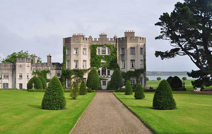 5/19/16  9:13a One of Ireland's most historic properties, Glin Castle, has been in the FitzGerald family, hereditary Knights of Glin, for over 700 years. irishcentral.com