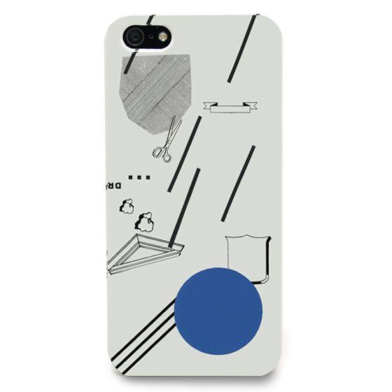 大野彩芽 iPhone5/5Sケース「So-Sew」