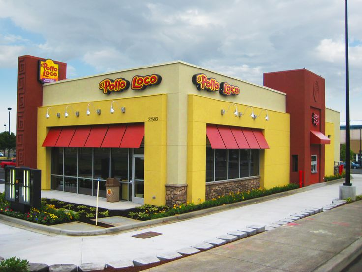 Fast Food Chicken Places In California