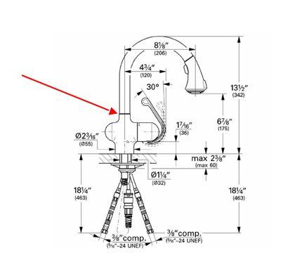 25 Best Ideas about Faucet Parts – Kitchen Faucet Replacement Parts