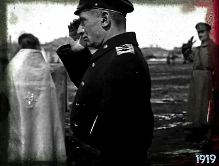 Admiral Kolchak. Omsk, 1919