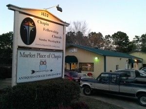 Market Place of Chapin non-profit gala this Thursday, April 17, to support wounded #military #veterans ( #medical #antiques #gifts #vintage )