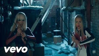 Black Widow - Iggy Azalea feat. Rita Ora (LYRIC VIDEO) - YouTube