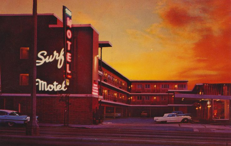 Surf Motel - San Francisco, California | by The J. Smith Archive