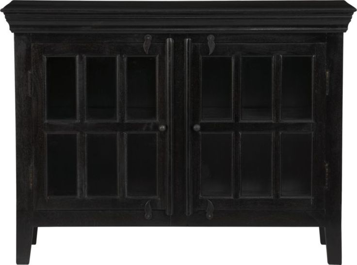 """Noche 46"""" Media Storage Cabinet  