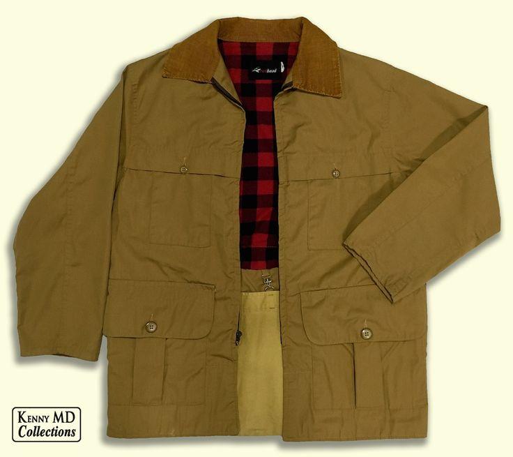 RedHead Duck Brown Hunting Jacket