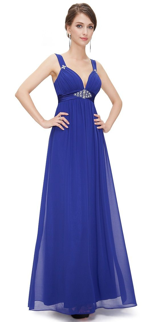 138 best Cobalt Sapphire Blue Bridesmaid Dresses images on ...