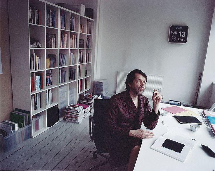 Peter Saville by Antony Crook