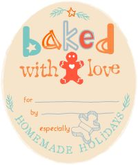 Cookie cutter printable gift tag free to download and print cookie cutter printable gift tag free to download and print clip art pinterest negle Image collections