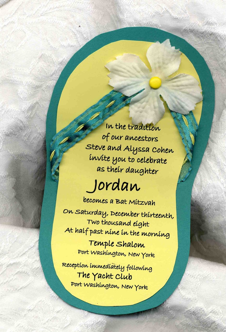 22 best images about Party Ideas – Beach Themed Party Invitations