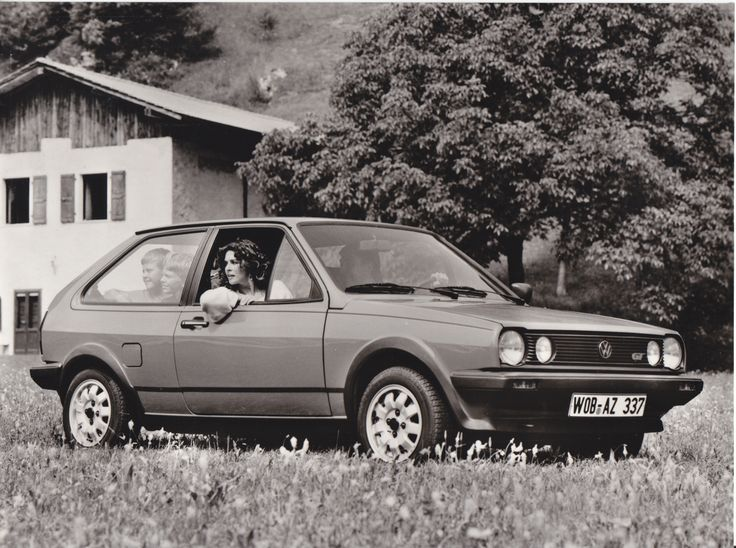 Volkswagen Polo Coupé - 1984