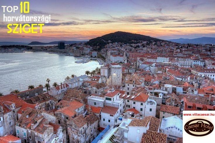 Horvátországi szigetek top listája - Horvátország #utazás #tippek