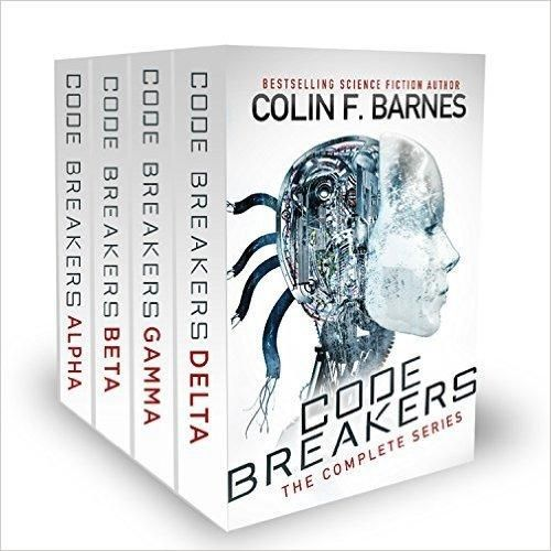 #Amazon: Code Breakers Complete Series (SF/Dystopian Fiction): Books 1-4 [Kindle Edition] $0.99  Amazon #LavaHot http://www.lavahotdeals.com/us/cheap/code-breakers-complete-series-sf-dystopian-fiction-books/81521