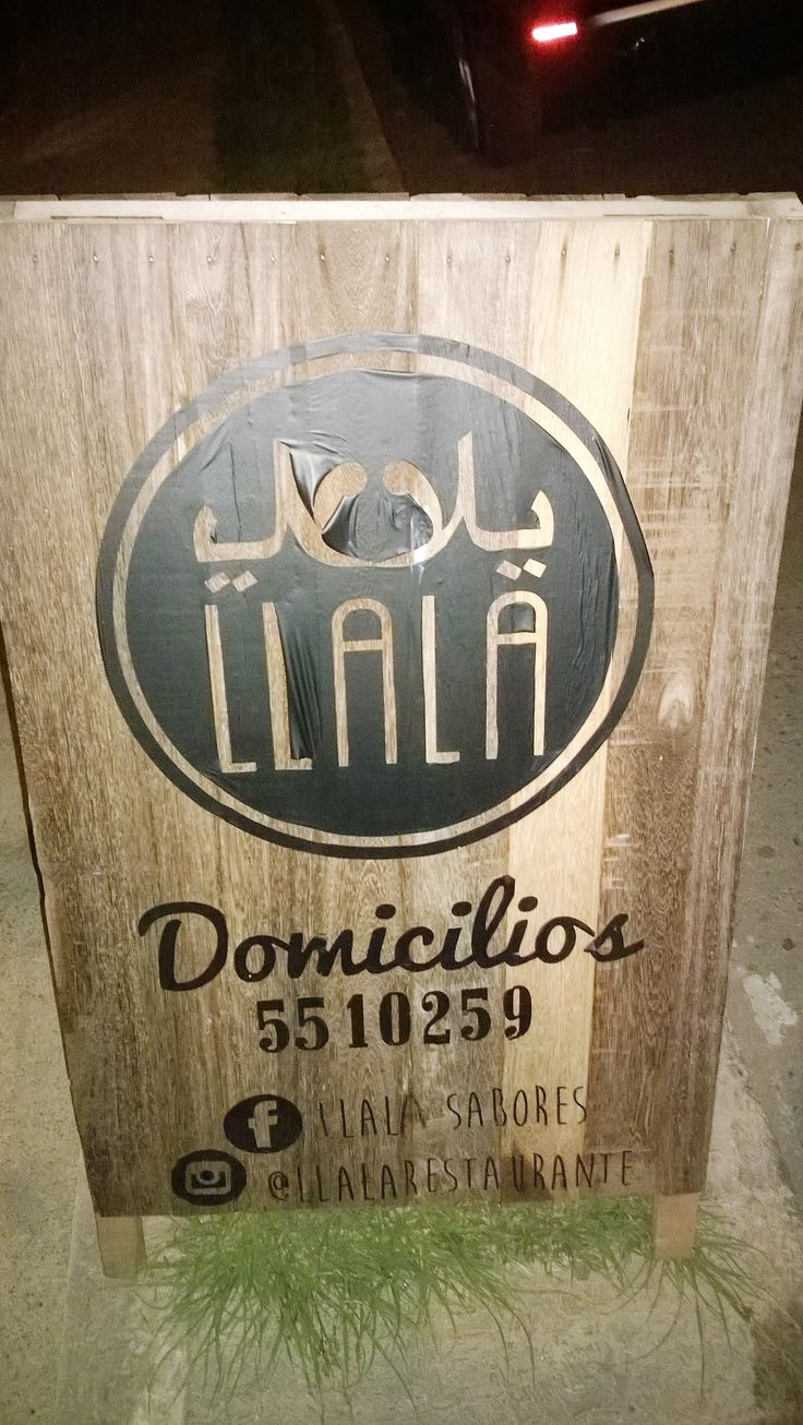 Llala in Guarne, Antioquia, Colombia. Russian & Lebanese influences