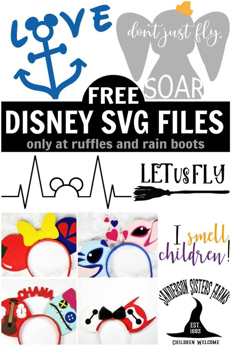Free Disney SVG Files on Cricut svg files free, Cricut