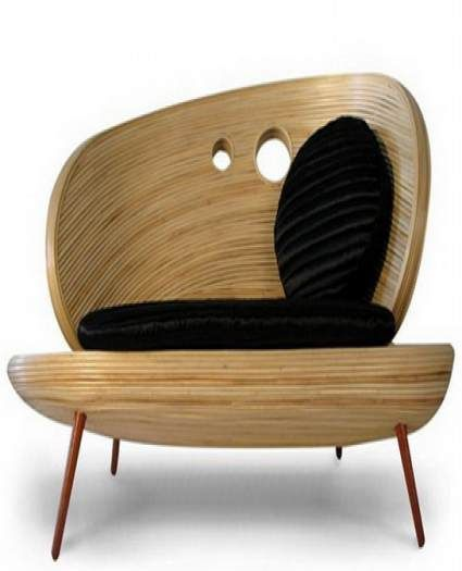 206 best unique chairs images on pinterest chairs for Unique sitting chairs