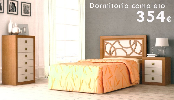 Estupenda oferta de dormitorio de matrimonio moderno - Oferta de dormitorios ...