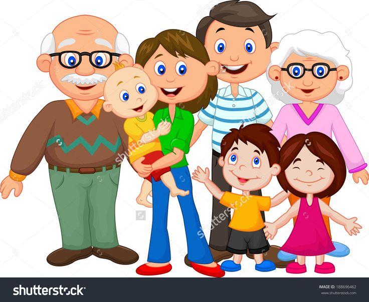 family cartoon - ค้นหาด้วย Google