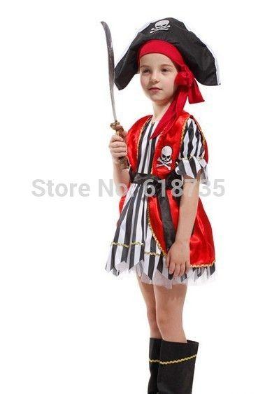 бесплатная доставка 2014 сток хэллоуин косплей костюмы для детей детский пиратские костюмы косплей костюмы розничной cxcc 1511, принадлежащий категории Костюмы и относящийся к Одежда и аксессуары на сайте AliExpress.com | Alibaba Group