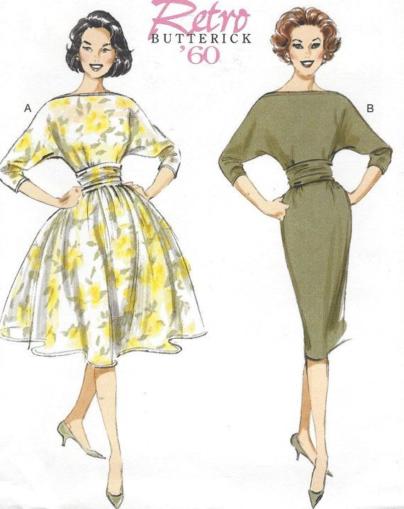1228 Best 1960s Sewing Patterns Images On Pinterest