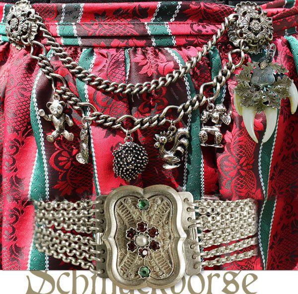 Orginal und edle vintage accessoire zur tracht orginal for Edle accessoires