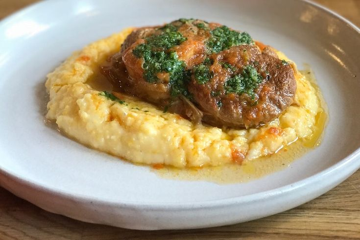 "Classic Italian Veal Osso Buco Recipe -- This guy ""Beat Bobby Flay"" w. this recipe...."