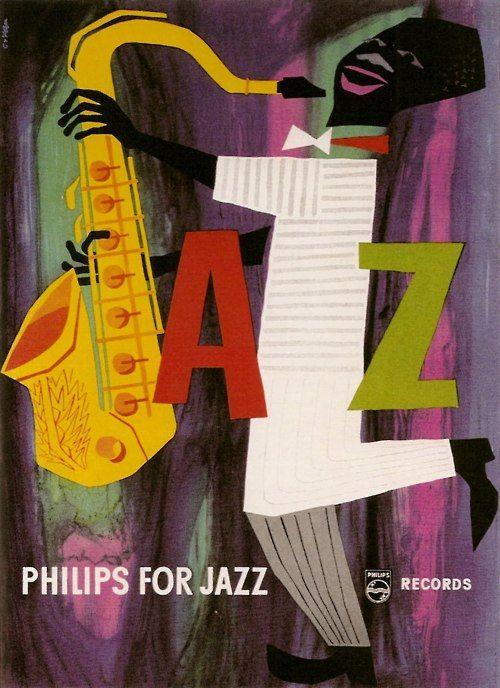 Affiche de Cornelius Van Velsen pour Philips , 1955 .