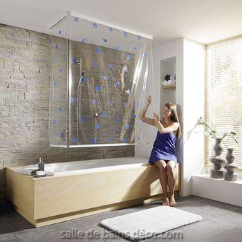 les 20 meilleures id es de la cat gorie deux rideaux de douche sur pinterest rideaux de douche. Black Bedroom Furniture Sets. Home Design Ideas