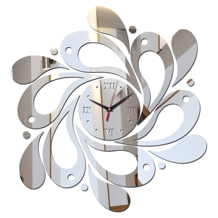 Cheap stickers and, Buy Quality sticker laptop directly from China furniture spacers Suppliers: special offer 3d diy stickers wall clock clocks home decoration mirror acrylic sticker Furniture modern style free shipping