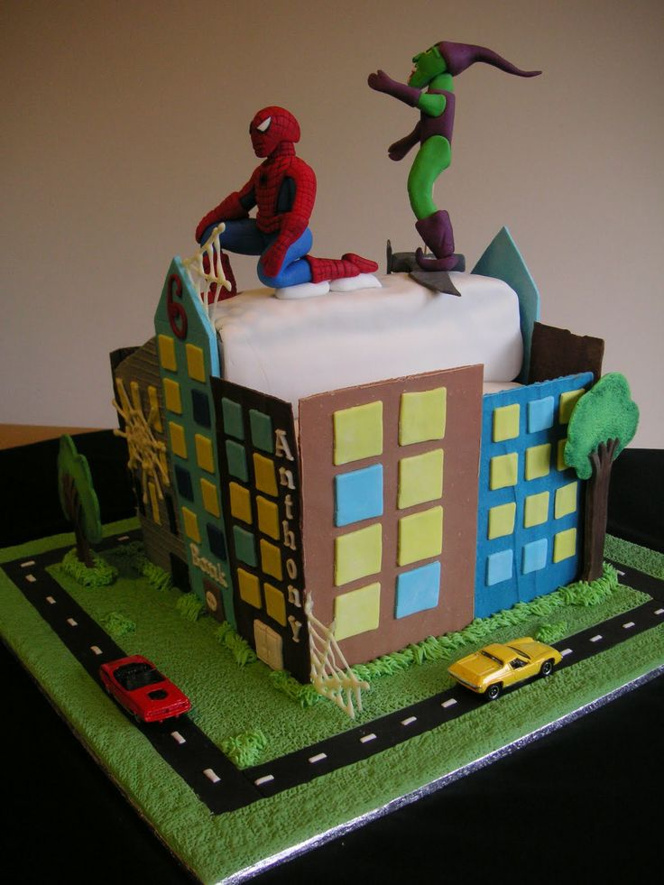 spiderman template for cake - spiderman birthday cake spiderman and cake templates on