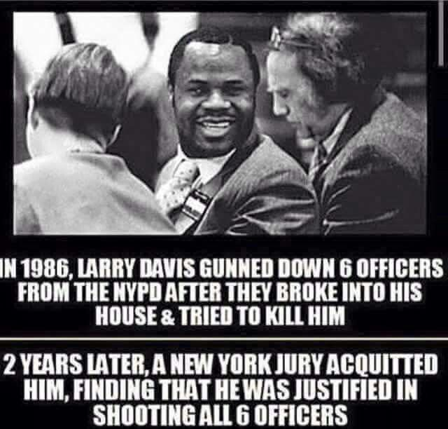 96 best real gs images on pinterest quotes true words and a quotes in larry davis shot and killed 6 officers who broke into his house and tried to kill him 2 years after a new york jury acquitted him finding that he was malvernweather Images