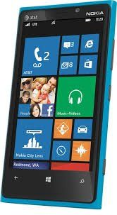 Enjoy streaming multimedia, making calls, and much more with the #Nokia Lumia 920 Smartphone. Sporting a 4.5-inch PureMotion HD+ capacitive multi-touch screen wi...