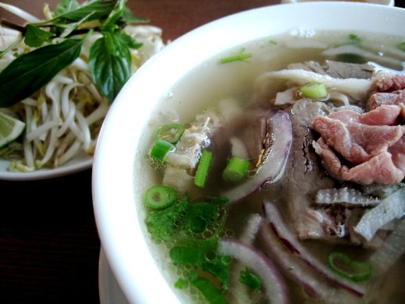 Pho Vietnam (Scarborough) - Authentic, one of the best according to my Vietnamese friend.  Good taste, but portions are not very generous