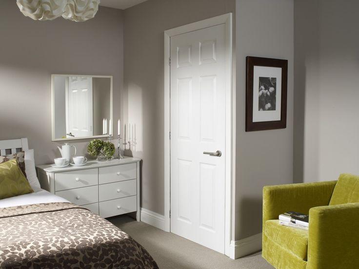 Plain White Interior Doors brilliant plain white interior doors internal solid or glazed r