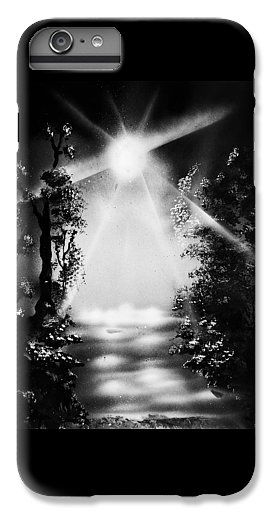 Awakening Dream IPhone 7 Plus Case Printed with Fine Art spray painting image Awakening Dream by Nandor Molnar (When you visit the Shop, change the orientation, background color and image size as you wish)