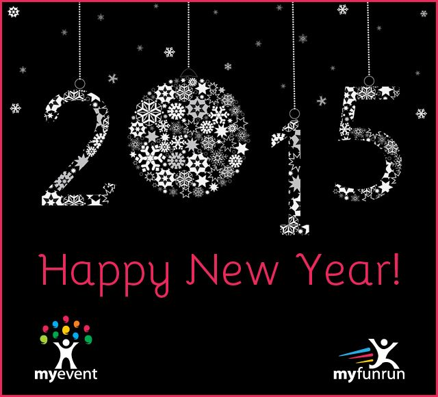 May the New Year bring joy, peace and happiness to you and your family. We look forward to continuing our relationship in the coming year. Thank you for being our customer.  MyEvent.com Team #happynewyear #happy2015 #2015