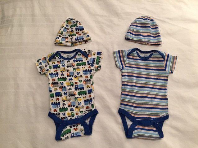 Gerber's Baby T-Shirt Set Of Four Pieces