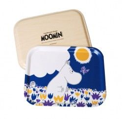 Tray – Butterfly   The Moomin Shop