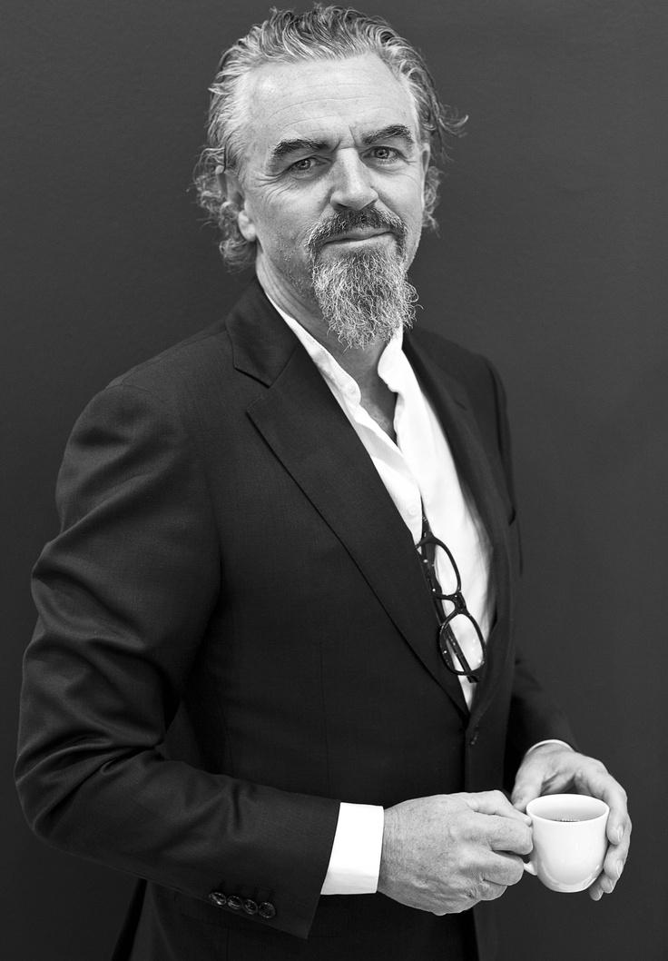 Founder Keld Mikkelsen by: Anders Von Greffelstejn